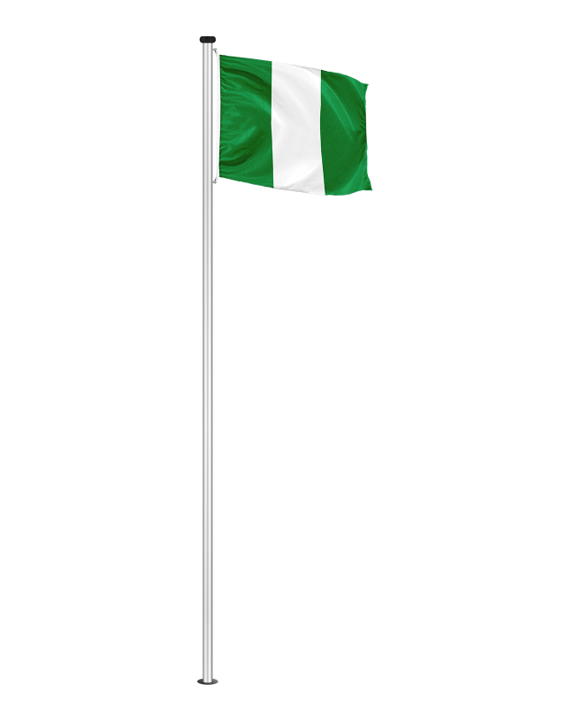 Nationalfahne Nigeria