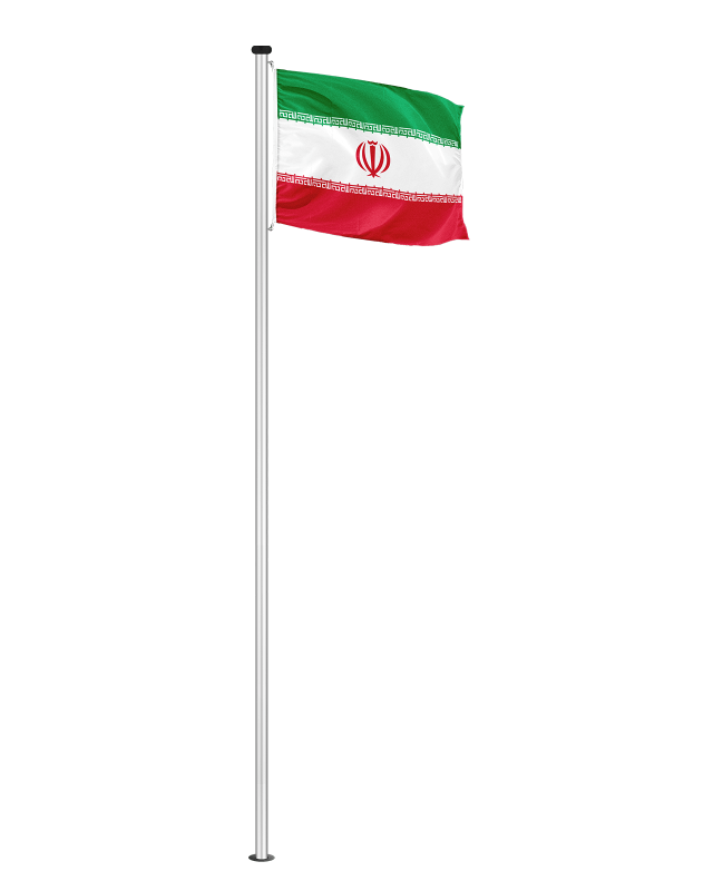 Nationalfahne Iran