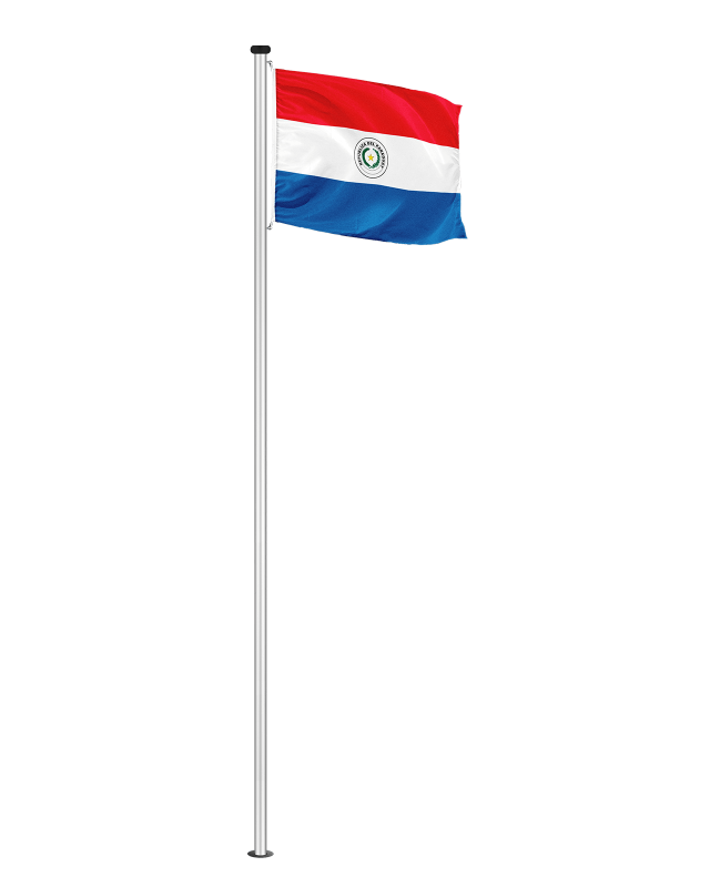 Nationalfahne Paraguay