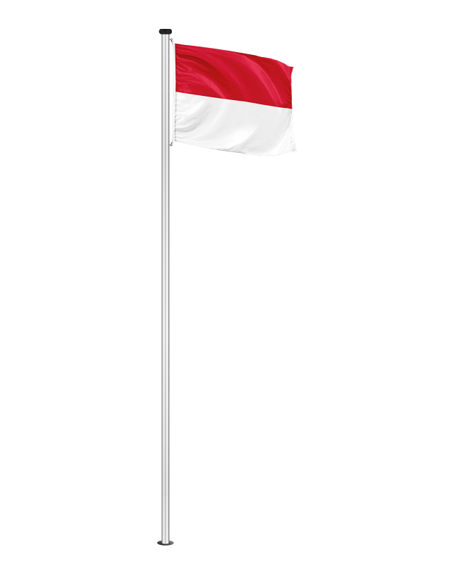 Nationalfahne Indonesien