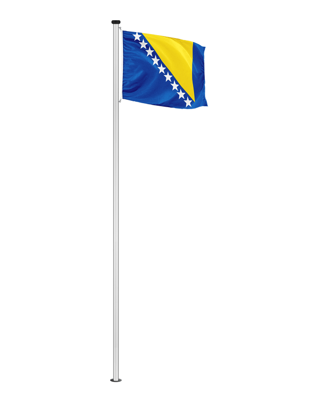 Nationalfahne Bosnien-Herzegovina