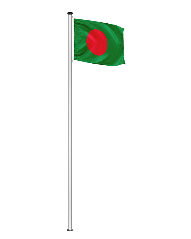 Nationalfahne Bangladesh