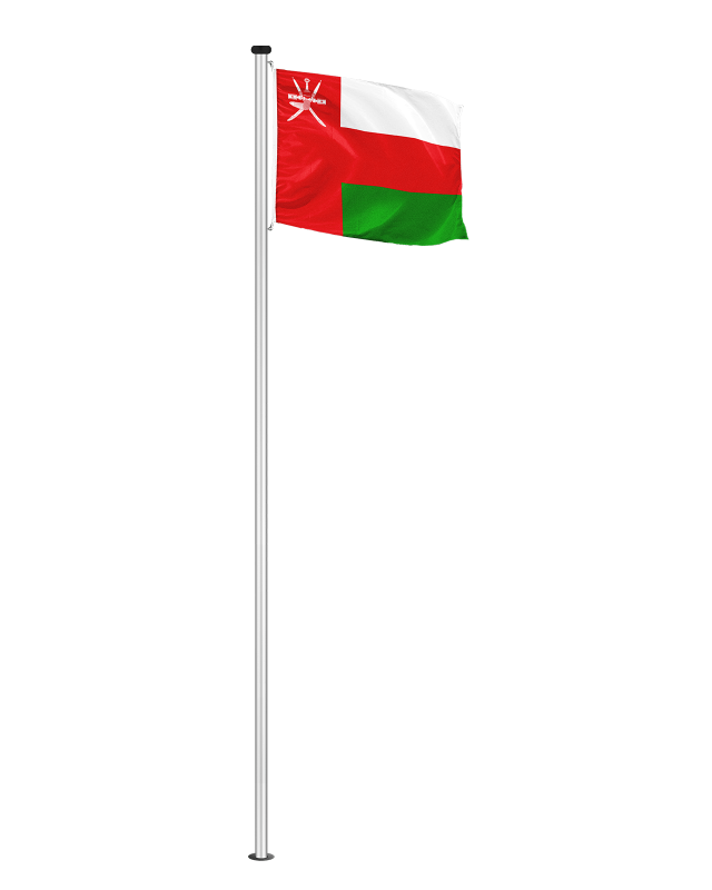 Nationalfahne Oman