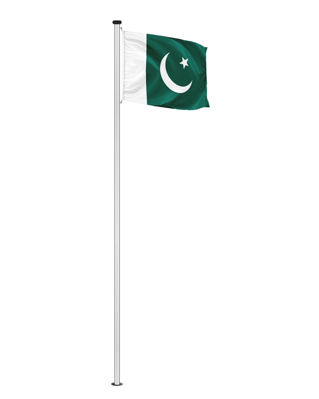 Nationalfahne Pakistan