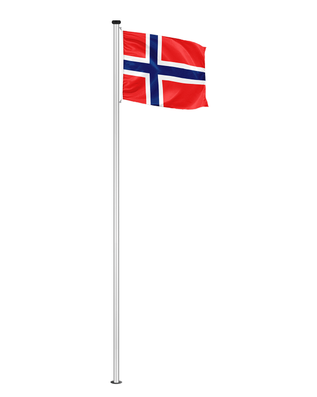 Nationalfahne Norwegen