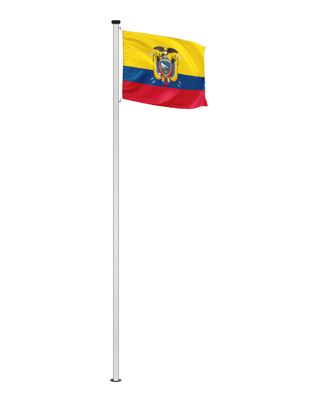 Nationalfahne Ecuador