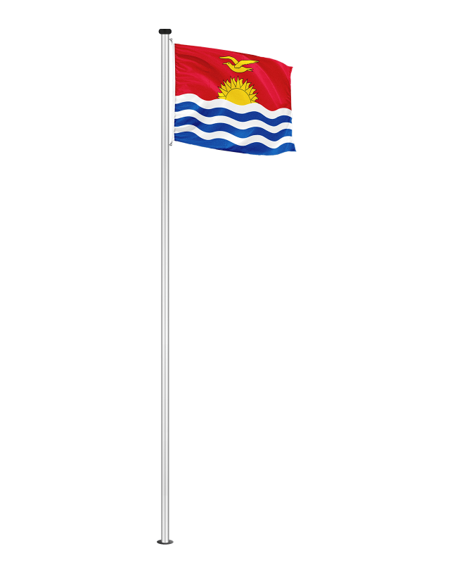 Nationalfahne Kiribati