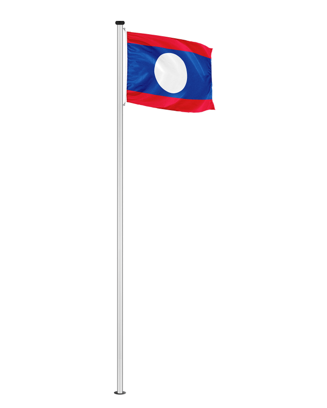 Nationalfahne Laos