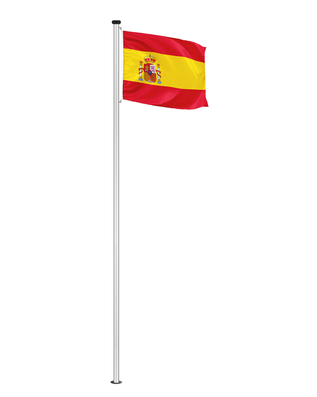Nationalfahne Spanien